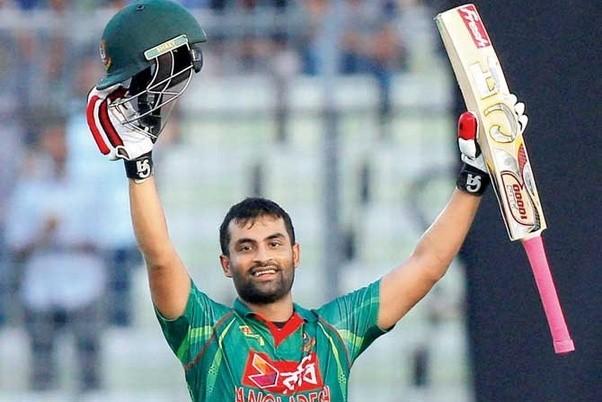 tamim iqbal, bangladesh, cricket, record