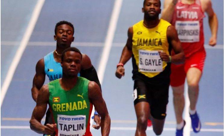 Bralon Taplin, Athletics, IAAF World Indoor Championships 2018, bd sports news, bdsportsnews