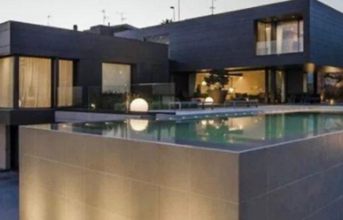 lionel messi villa, barcelona, bd sports news, bdsportsnews