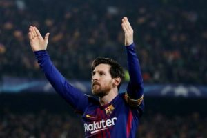 lionel messi, barcelona, champions league, bdsportsnews, bd sports news, nu camp, 100 goal,