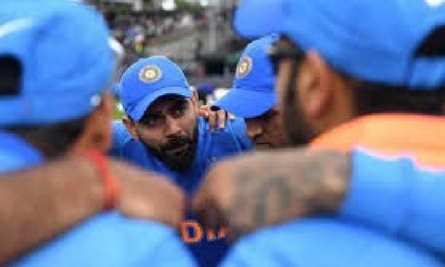 বিশ্বকাপ থেকে ছিটকে গেলেন ভারতের তারকা ক্রিকেটার