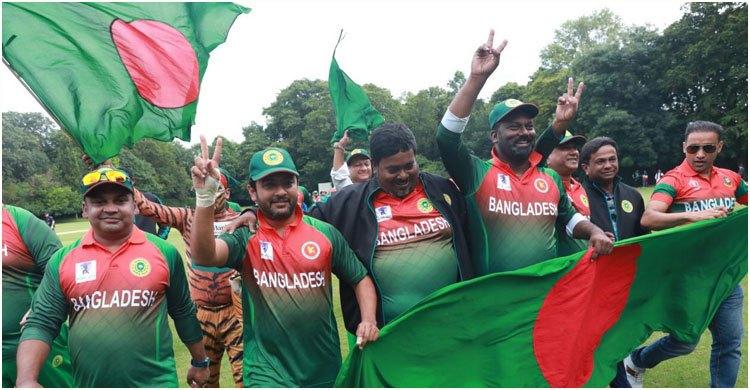 পাকিস্তানকে হারিয়ে সাংসদদের বিশ্বকাপ শুরু