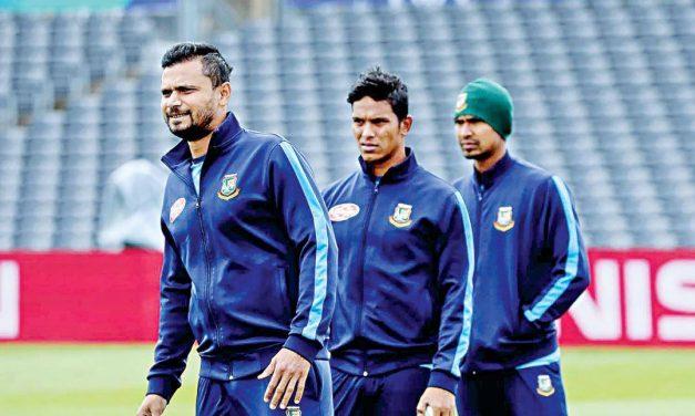 শ্রীলঙ্কা সফরে নেই বিশ্বকাপ খেলা তিন ক্রিকেটার