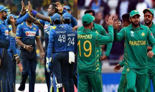 পাকিস্তান সফরের দল ঘোষণা করলো শ্রীলঙ্কা