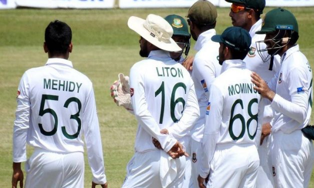 চট্টগ্রাম টেস্টে জয় দেখছে আফগানিস্তান