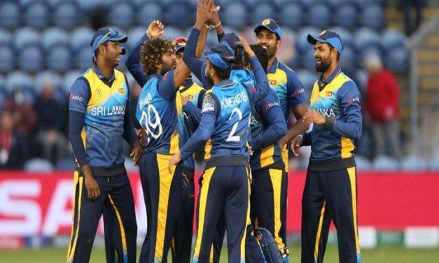 পাকিস্তান সফর থেকে নাম প্রত্যাহার করলেন ১০ লঙ্কান ক্রিকেটার
