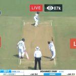 বাংলাদেশ বনাম ভারত লাইভ টেস্ট ম্যাচ দেখুন