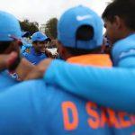 সবার আগে অনূর্ধ্ব-১৯ বিশ্বকাপের দল ঘোষণা করলো ভারত