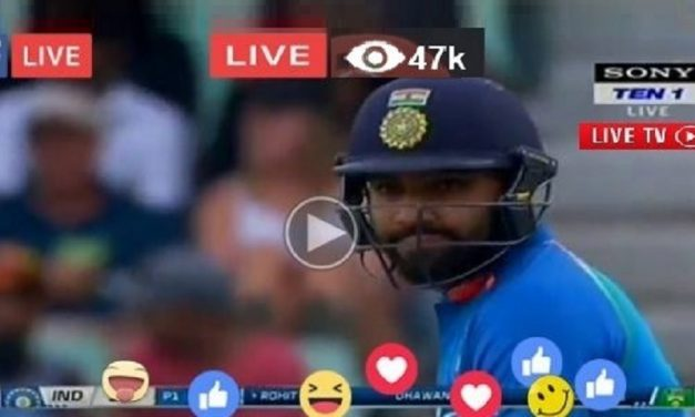 Watch Live India vs South Africa 1st One Day Match