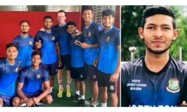 ইতিহাসে প্রথম কোরআনে হাফেজ ক্রিকেটার বাংলাদেশ দলে!