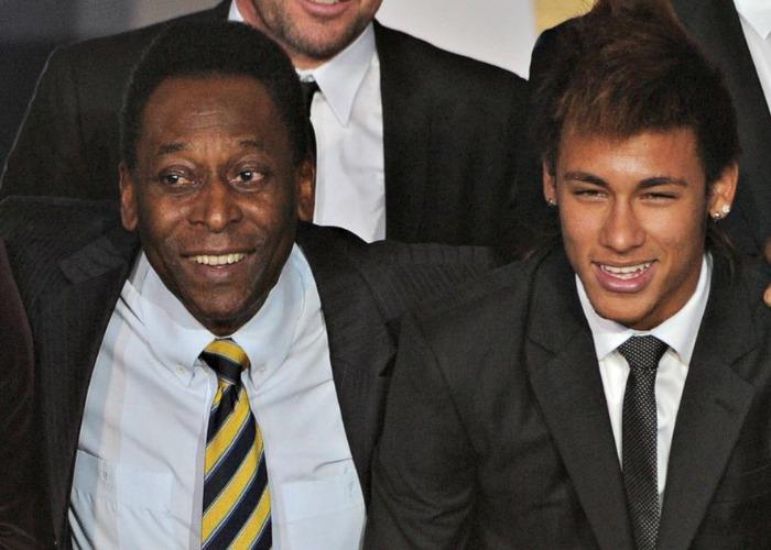 কৌশলগত ভাবে নেইমারই বিশ্বের সেরা খেলোয়াড়: পেলে