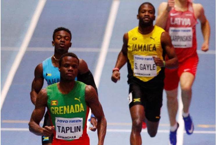 Bralon Taplin, Athletics, IAAF World Indoor Championships 2018, bd sports news, bdsportsnews