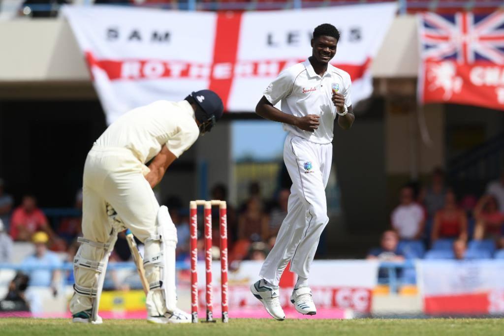 ওয়েস্ট ইন্ডিজের বিপক্ষে দ্বিতীয় টেস্টেও ইংল্যান্ডের ব্যাটিং ভরাডুবি