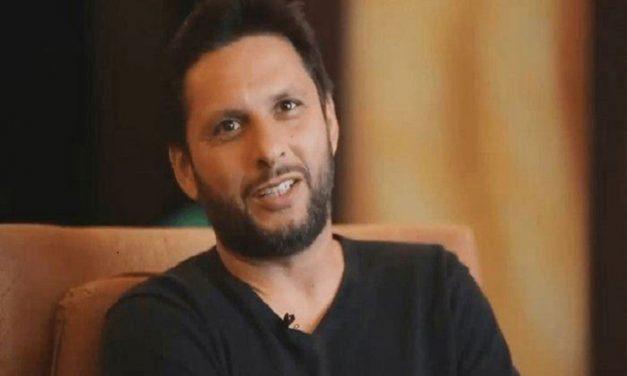পাকিস্তানকে বিশ্বকাপ ফাইনালে দেখছেন আফ্রিদী