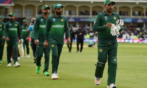 বিশ্বকাপে পাকিস্তানের সর্বনিম্ন দলীয় রানের তালিকা
