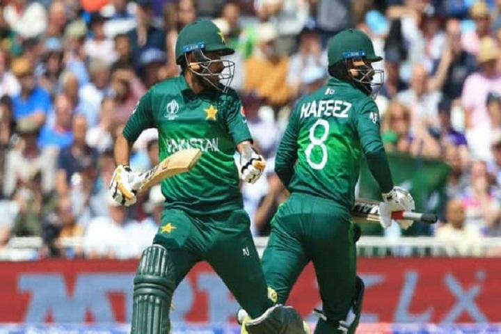 বিশ্বকাপ ইতিহাসে সর্বোচ্চ দলীয় রান পেলো পাকিস্তান