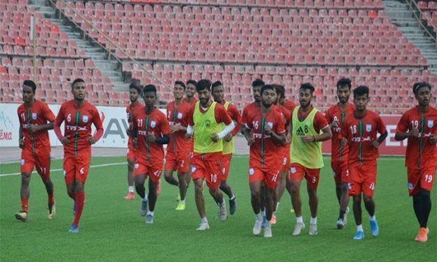 রাতে বাংলাদেশ-আফগানিস্তান ফুটবল ম্যাচ কোথায় দেখবেন?