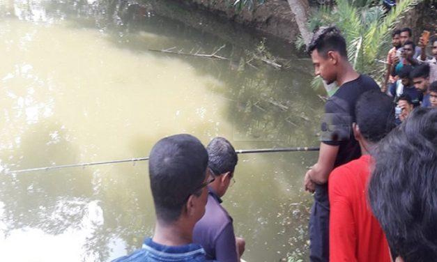 মোস্তাফিজের বিশাল ওজনের মাছ ধরার ভিডিও ভাইরাল