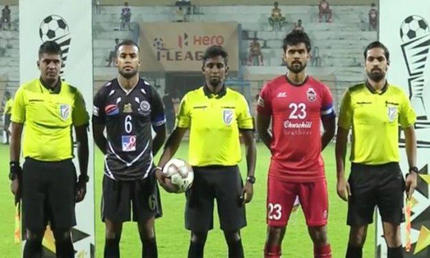 ভারতীয় ক্লাবকে নেতৃত্ব দিল বাংলাদেশের ফুটবলার জামাল
