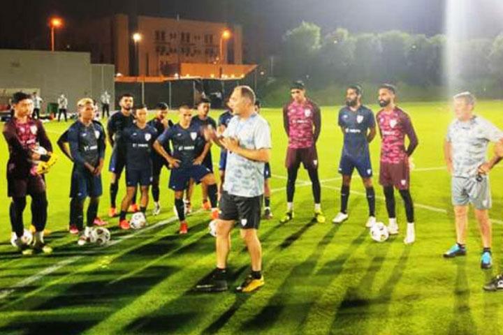 ফিলিপাইনের বিপক্ষে প্রস্তুতি ম্যাচ খেলবে ভারত ফুটবল দল
